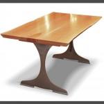 Unique Table Cherry Wood