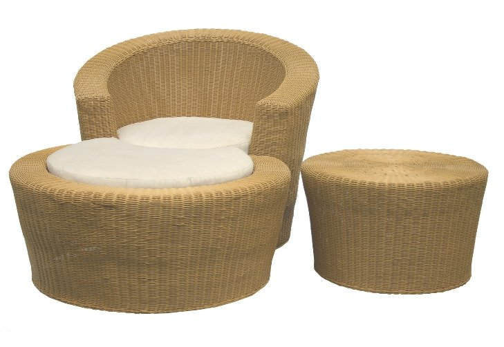 Optimization Wicker Garden Furniture