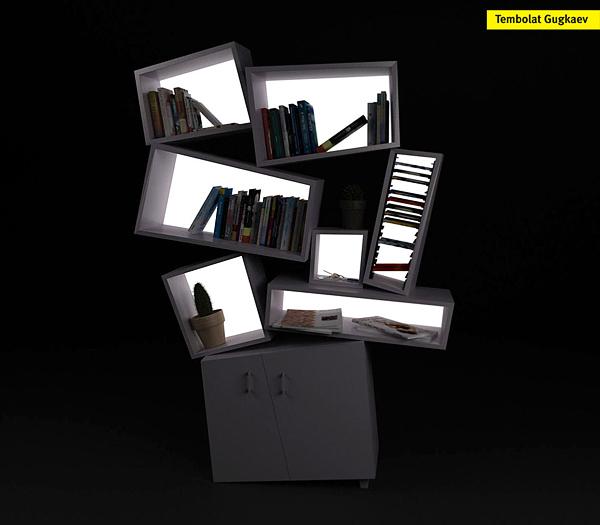 Unique Furniture Collection Tembolat Gugkaev