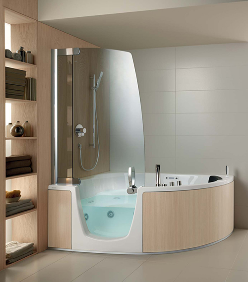 Modern Whirlpool Shower Double Combo Furniture Holic Online Home Furniture