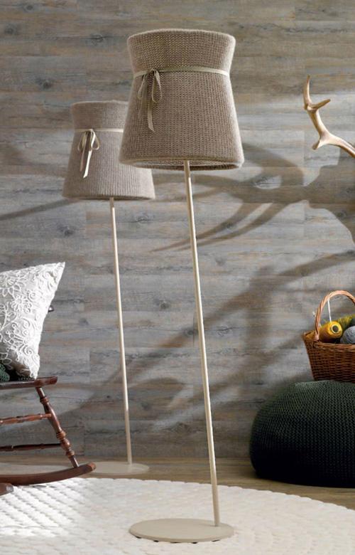 Standing Lamp Doimo Wool Materials