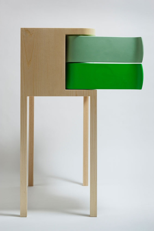 Amazing Fashionable Sideboard Utilizing Revolving Earth-friendly Packaging 3