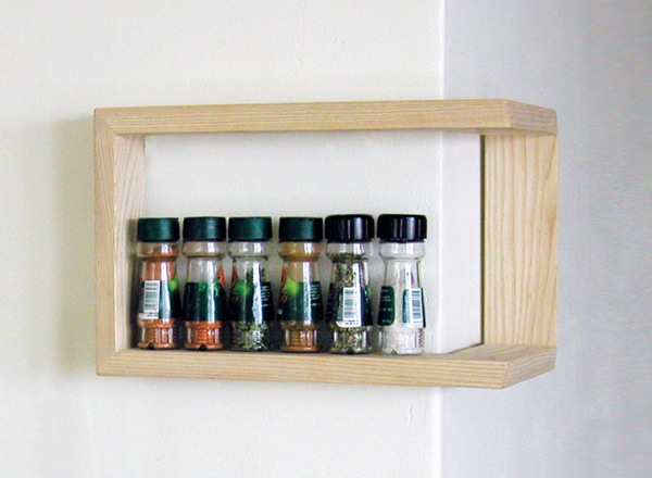 Corner Shelf by Martina Carpelan
