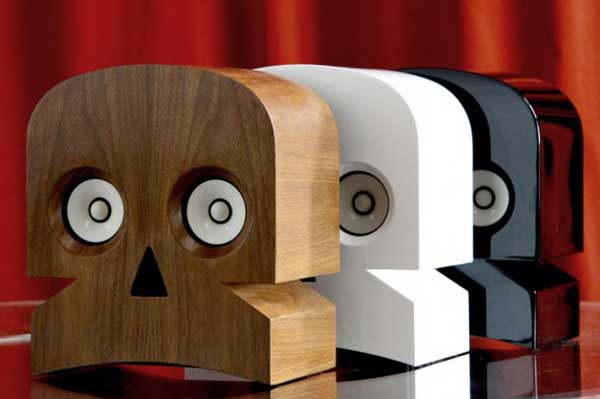 Cranium Wooden Sound systems Hand Crafted on Franc MinuSkull 1 Cranium Wooden Sound systems Hand Crafted on France: MinuSkull