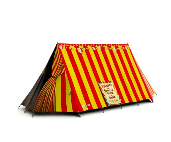 Extremely creative FieldCandy Tents 11