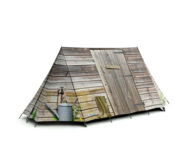 Extremely creative FieldCandy Tents 12
