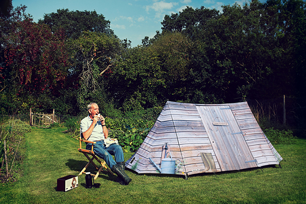 Extremely creative FieldCandy Tents 17