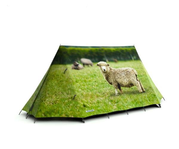 Extremely creative FieldCandy Tents 3