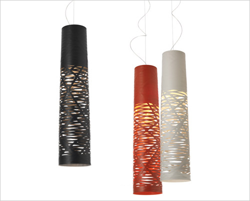 Special Suspension Lamps together with Fiberglass Light fixture Colors simply by Foscarini 2