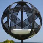 The Sphere Swing by Neoteric Luxury