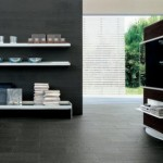 Freestanding Wall Unit from Alivar