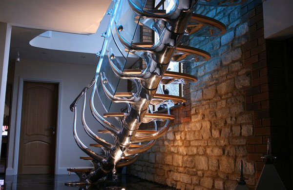 Sculptural Stairs by simply Philip Watts Design 2