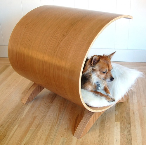 The Dog Pod from Vurv Design Studio Trendy Thoughts Variety Pet Cargo area Types