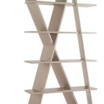 Wewood XI 150x150 XI book shelf by Gonçalo Campos