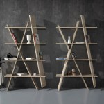 Wewood XI 2 times 150x150 XI book shelf by Gonçalo Campos